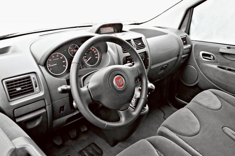 Fiat Scudo Panorama 165Multijet